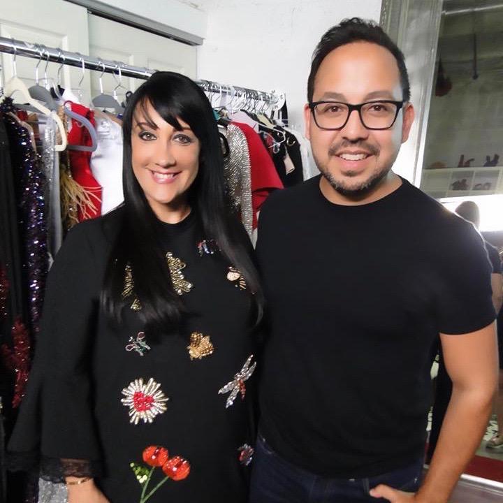 Giannina Azar & Juan En Vitrina