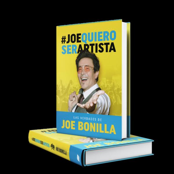 Joe Bonilla, publicista de las estrellas, publica sus verdades