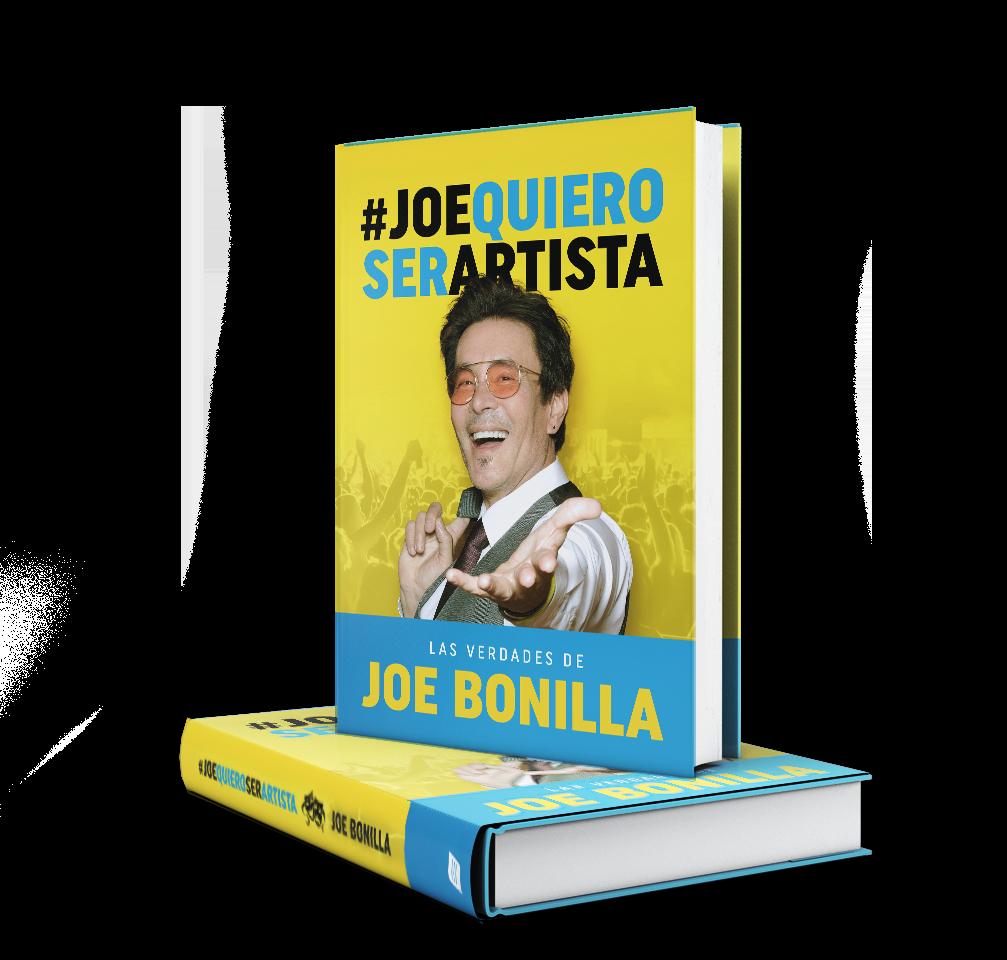Joe Bonilla Libro