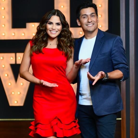 Rafael Araneda evita las comparaciones entre las presentadoras de Enamorándonos